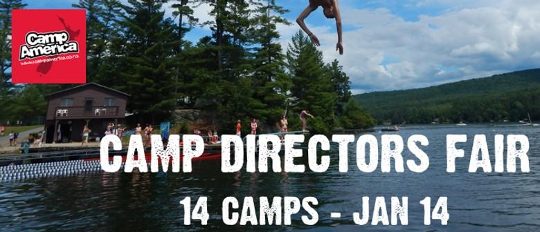 Camp America Camp Directors Fair