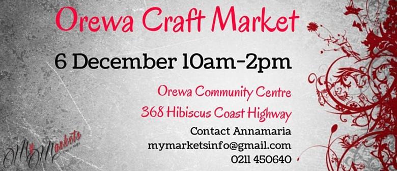 Orewa Craft & Street Market