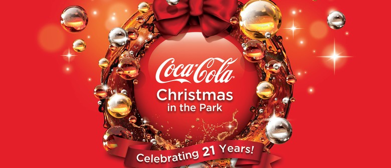 Coca-Cola Christmas in the Park