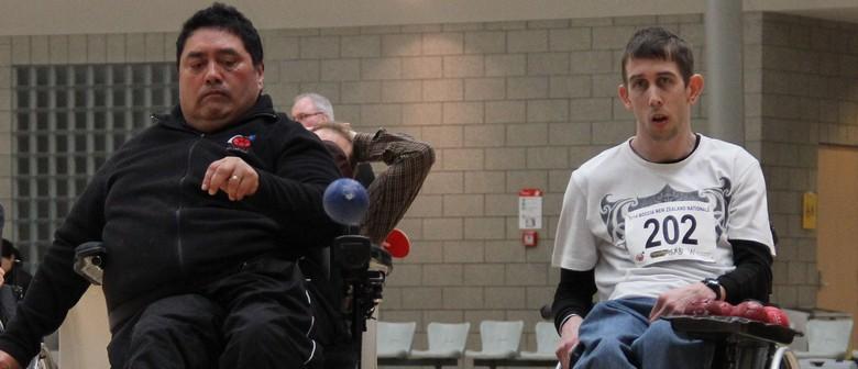 South Island Boccia Championships