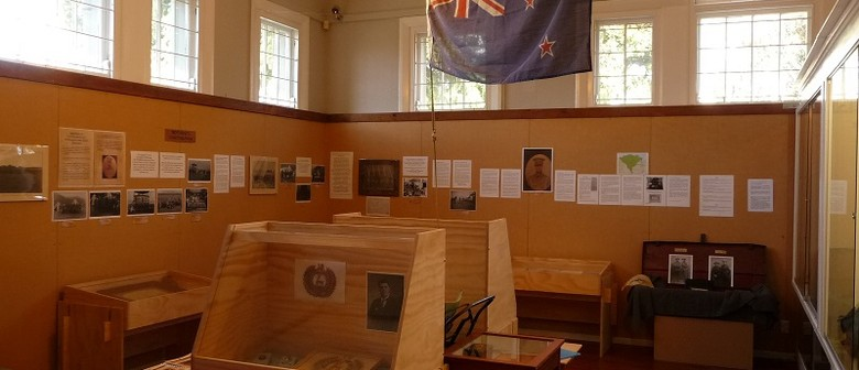 Motueka's War - WWI Commemorations