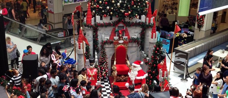 Santa's Welcoming Party