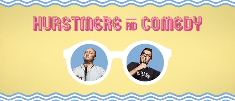 Hurstmere Road Comedy: Brendhan Lovegrove & Guy Williams