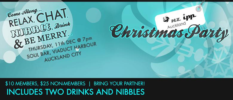 NZIPP Auckland Christmas Party