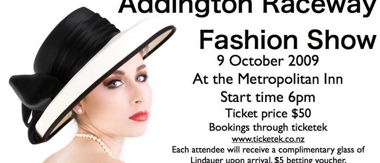 Glamour and Style Fashion Show at Addington Raceway