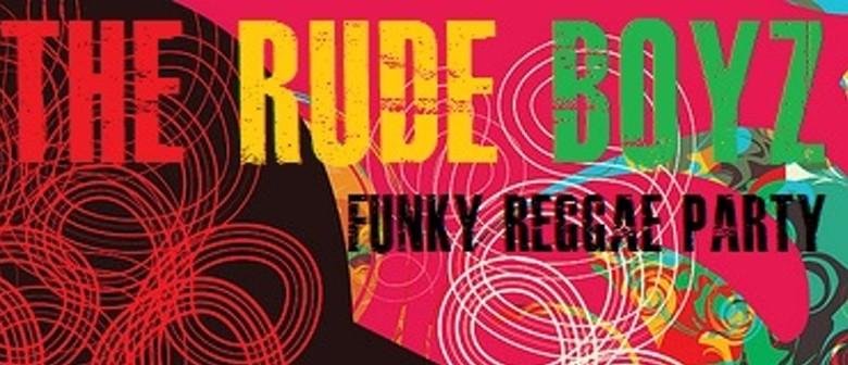 The Rude Boyz - Funky Reggae Party