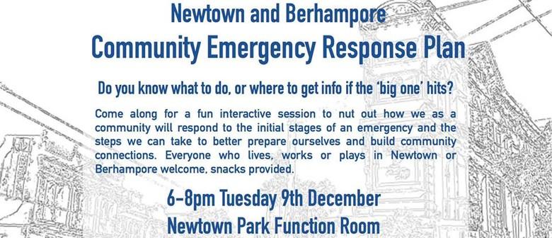 Newtown and Berhampore Community Emergency Response Plan