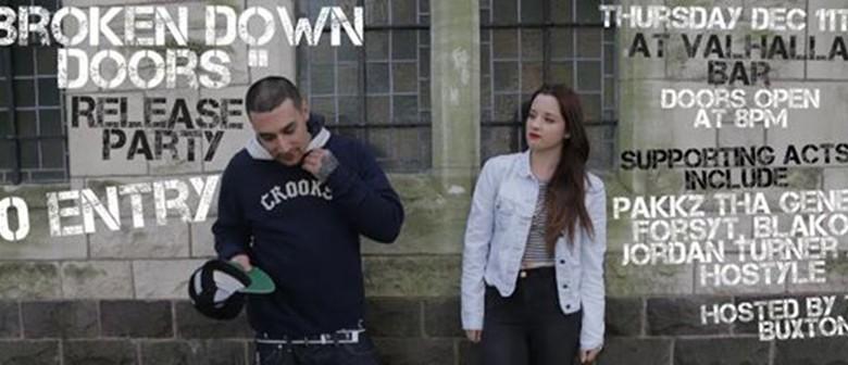 Broken Down Doors Release Party