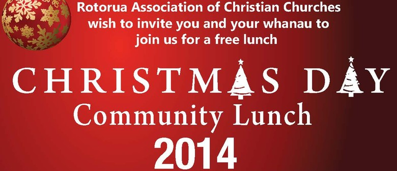 Christmas Day Community Lunch