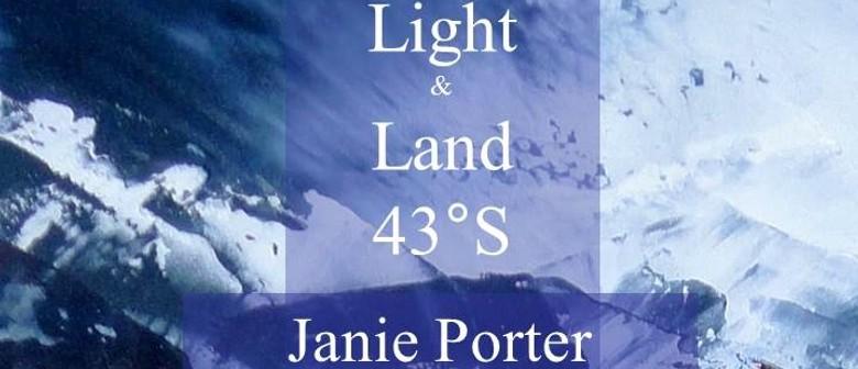 Sky & Land 43°S Janie Porter Solo Exhibition