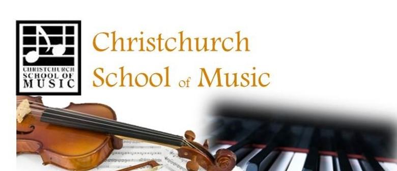 Christchurch School of Music