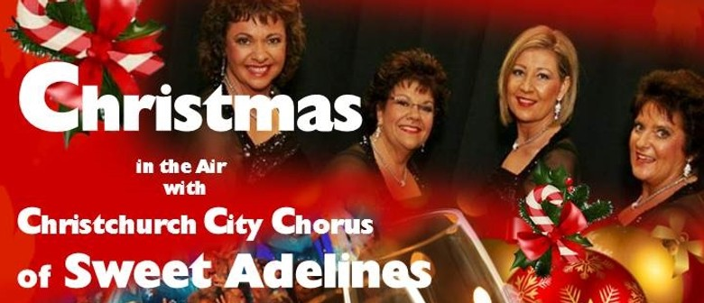Christmas in the Air - Sweet Adelines