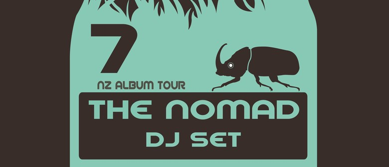 The Nomad with support from Dubsonic & Jamin-i