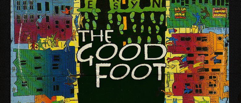 The Xmas Goodfoot with DJ Hudge and Friends