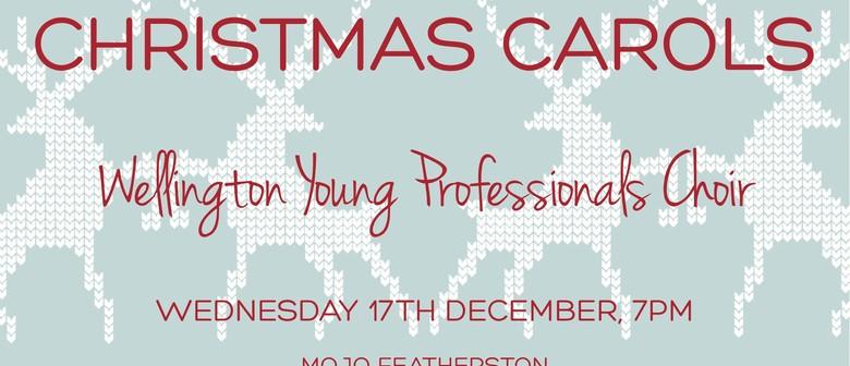 Wellington Young Professionals Choir - Christmas Carols