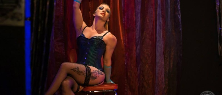 Lapdance & Striptease Workshop with Burlesque Queen-Trillian