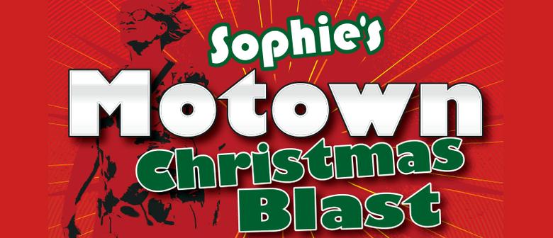 Sophie's Motown Christmas Blast