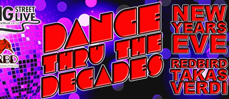 New Year's Eve – Dance Thru the Decades