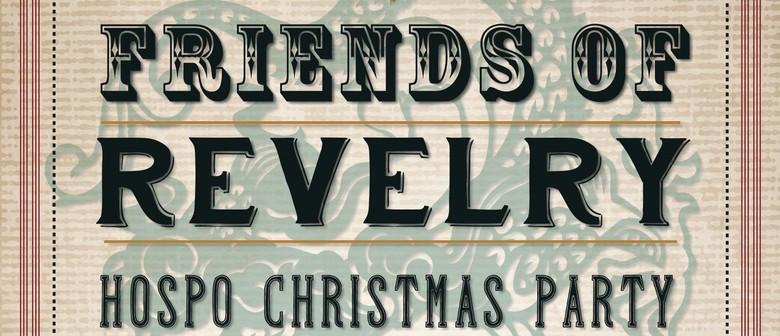 Friends of Revelry Xmas Hospo Party