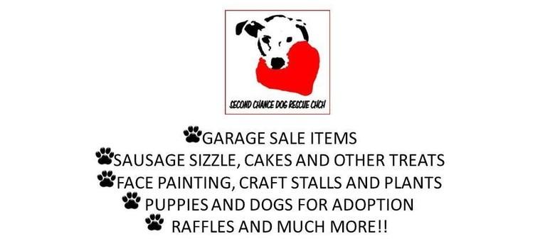 Garage Sale Fundraiser - Second Chance Dog Rescue