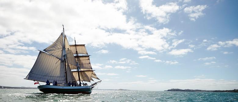 Bay of Islands Tall Ships Regatta on Breeze