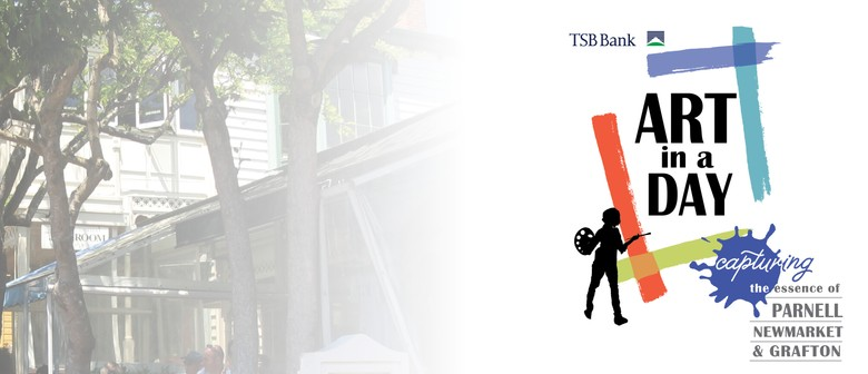 TSB Bank Art in a Day - The Exhibition