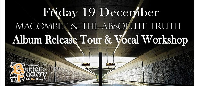 Macombee & The Absolute Truth Vocal Workshop