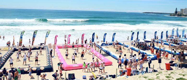 Slam NZ Beach Volleyball Festival