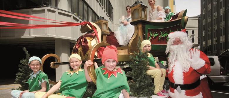 Santa Parade – Capital Christmas