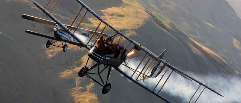 The Vintage Aviator 'Remembrance Day' WWI Air Show