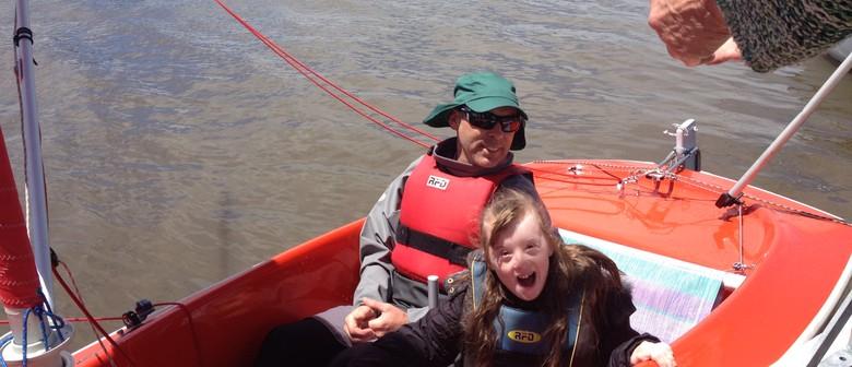 Sailability Waikato Sailing Day