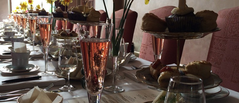 Christmas High Tea at The County Hotel