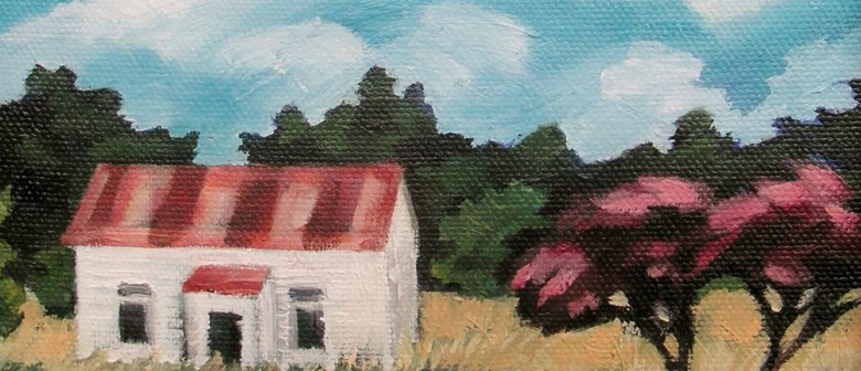 Walk With Me: Small Paintings by Anne Morris