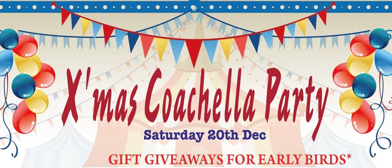 X'mas Coachella Party