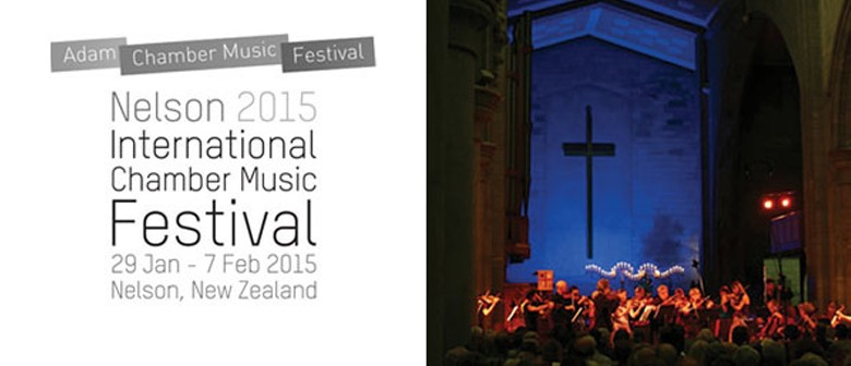 Adam Chamber Music Festival Grand Opening Concert