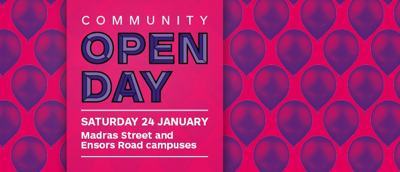 CPIT Community Open Day