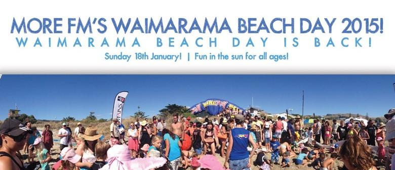 MORE FM Waimarama Beach Day