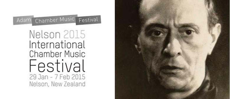 Adam Chamber Music Festival  - Verklärte Nacht