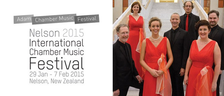Adam Chamber Music Festival  - The Song Company in Recital