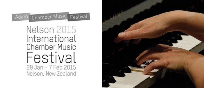 Adam Chamber Music Festival  - PianoFest II: World Voyage