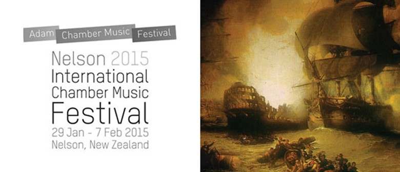 Adam Chamber Music Festival  - Lines from the Nile
