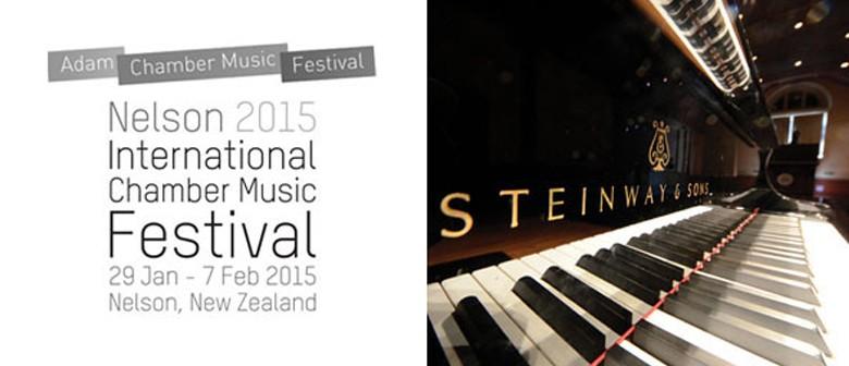 Adam Chamber Music Festival  - PianoFest I : Dance