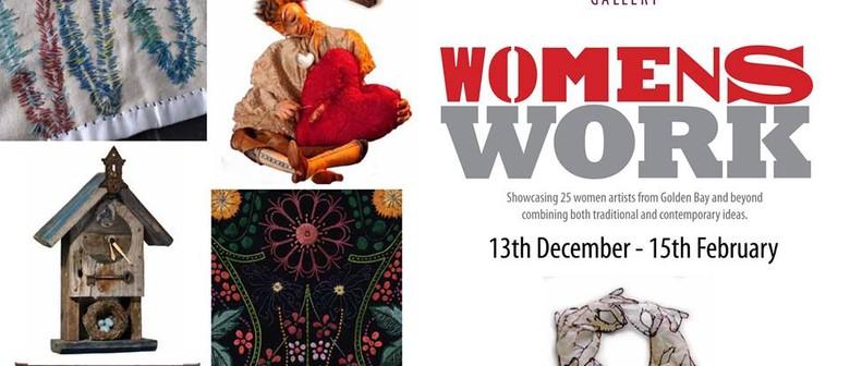 Women's Work Exhibition