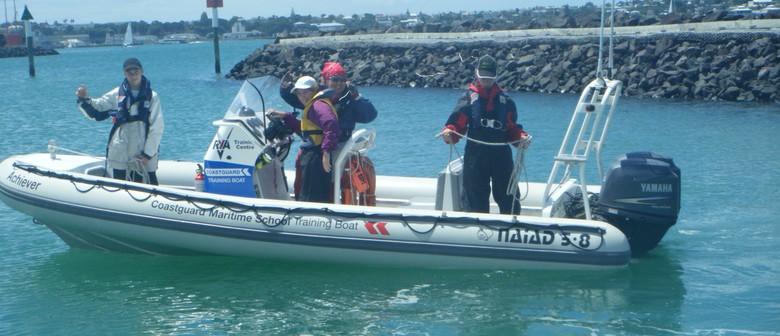 Coastguard School Holiday Programme - Day Skipper