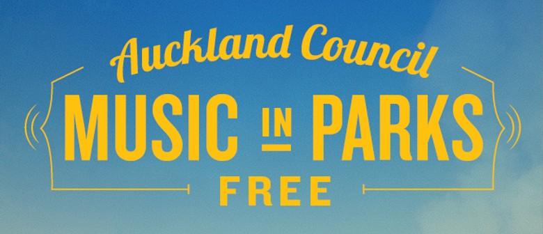 Auckland Council Music in Parks - Midge Marsden