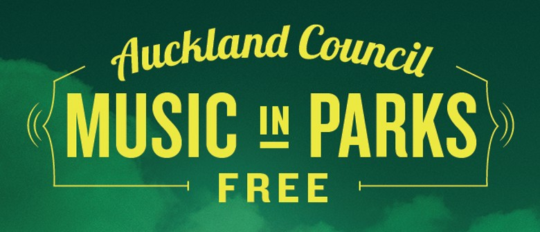 Auckland Council Music in Parks - Jeremy Redmore