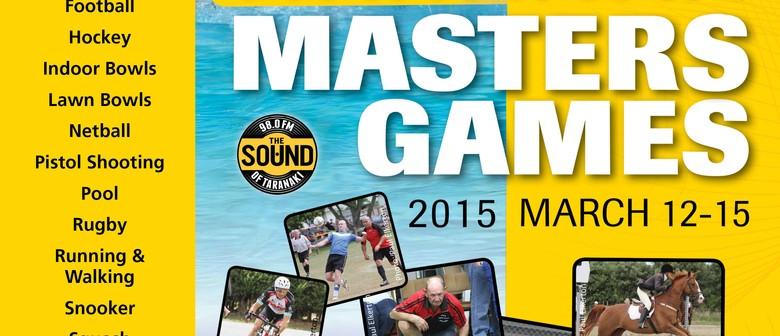 Taranaki Masters Games
