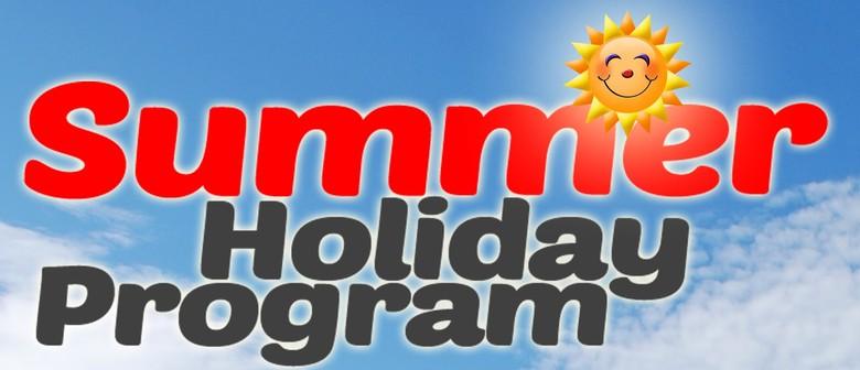 Summer Holiday Programme ARVOfun