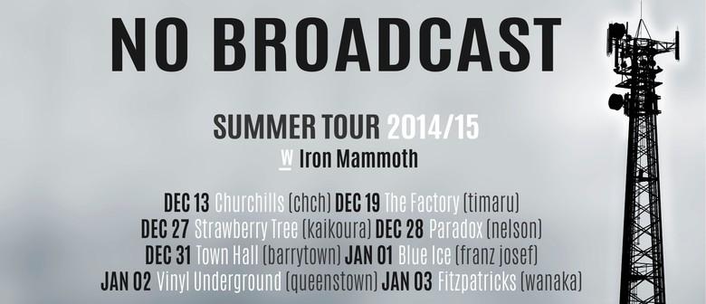 No Broadcast Summer Tour