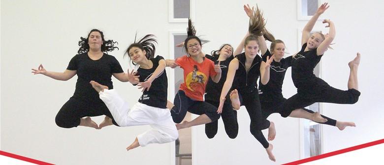 The New Zealand Dance Company YEP! Tauranga Summer School
